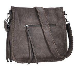 Taupe Handbag